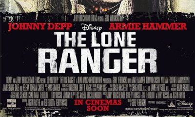 THE LONE RANGER Poster 02