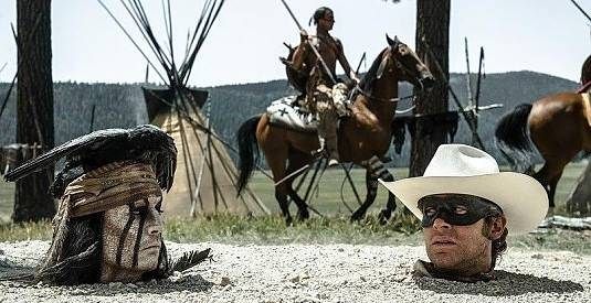 gratis download film terbaru The Lone Ranger 2013 - source brrip dvdrip bluray 320p 720p 1080p avi mkv.jpg
