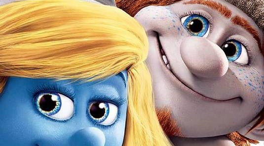 The Smurfs 2 Posters