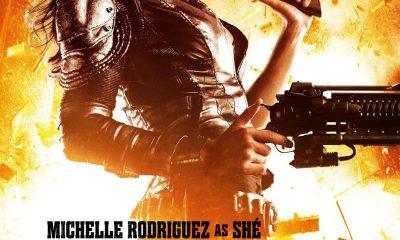Machete Kills Poster, Michelle Rodriguez