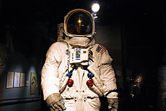 NASA Apollo Spacesuit