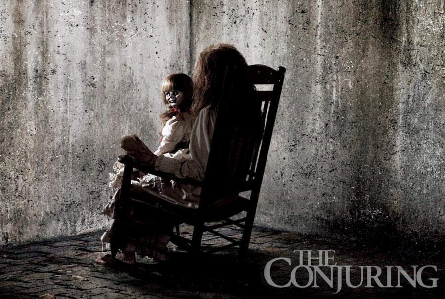 Brand New THE CONJURIN...