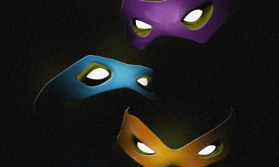 Teenage Mutant Ninja Turtles fan poster