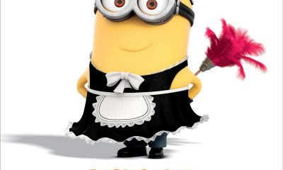 DESPICABLE ME 2 Phil The Minion Poster