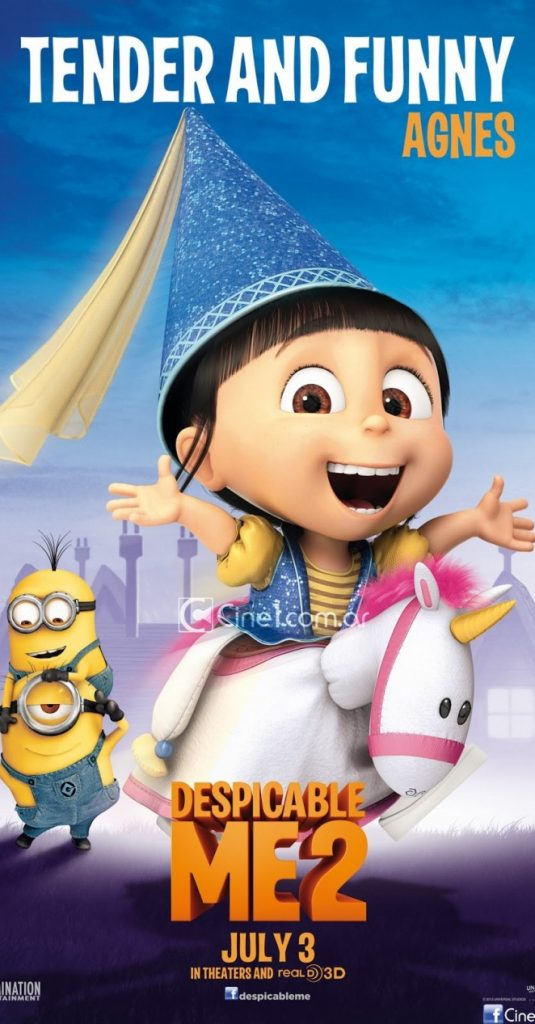 DESPICABLE ME 2 Poster...