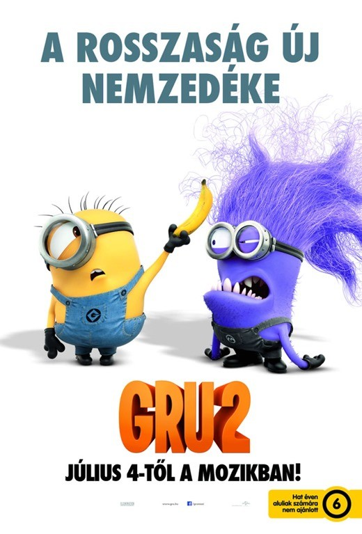 Despicable Me 2 Poster 04