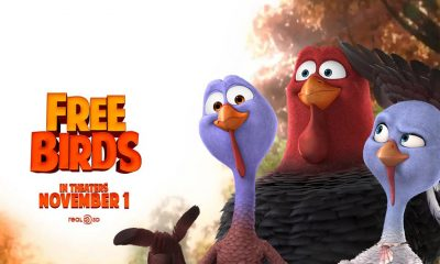FREE BIRDS One Sheet