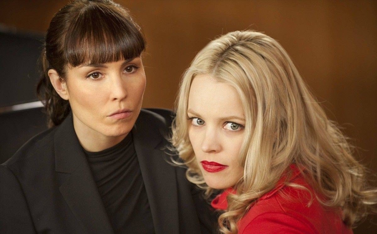 Rachel mcadams and noomi rapace passion 5
