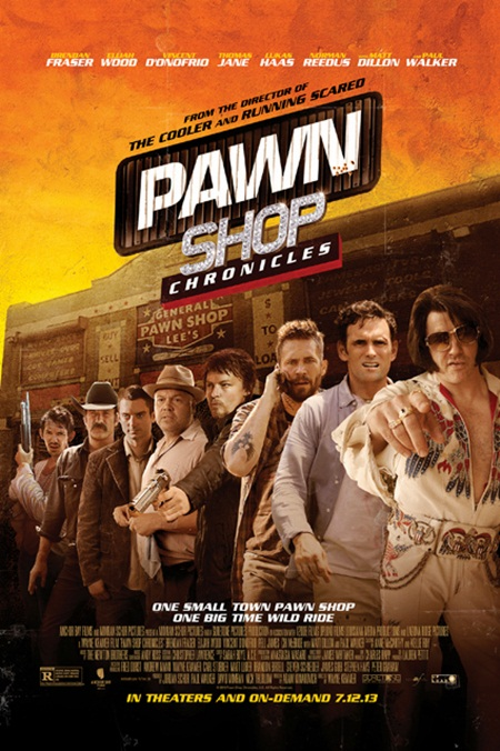Pawn Shop Chronicles-Poster