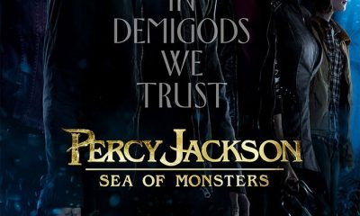 Percy Jackson Sea of Monsters Poster 01