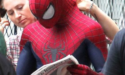 THE AMAZING SPIDER-MAN 2 Set Photo 58