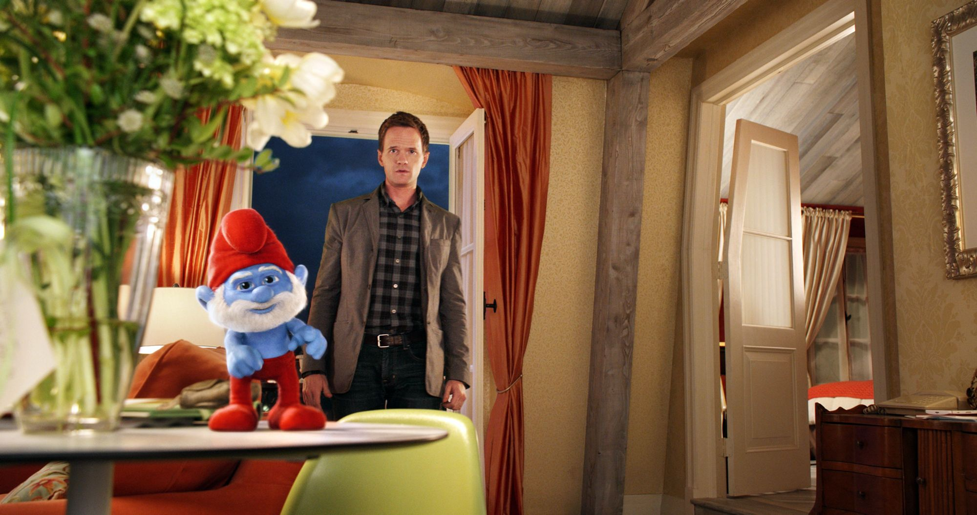 The Smurfs 2 New Images