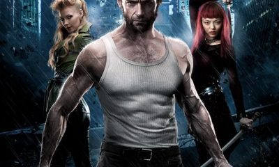 THE WOLVERINE International Poster
