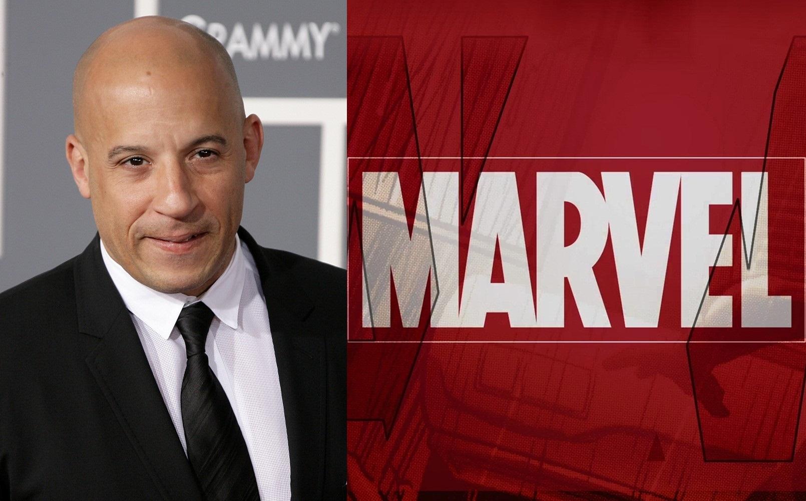 Vin Diesel Marvel