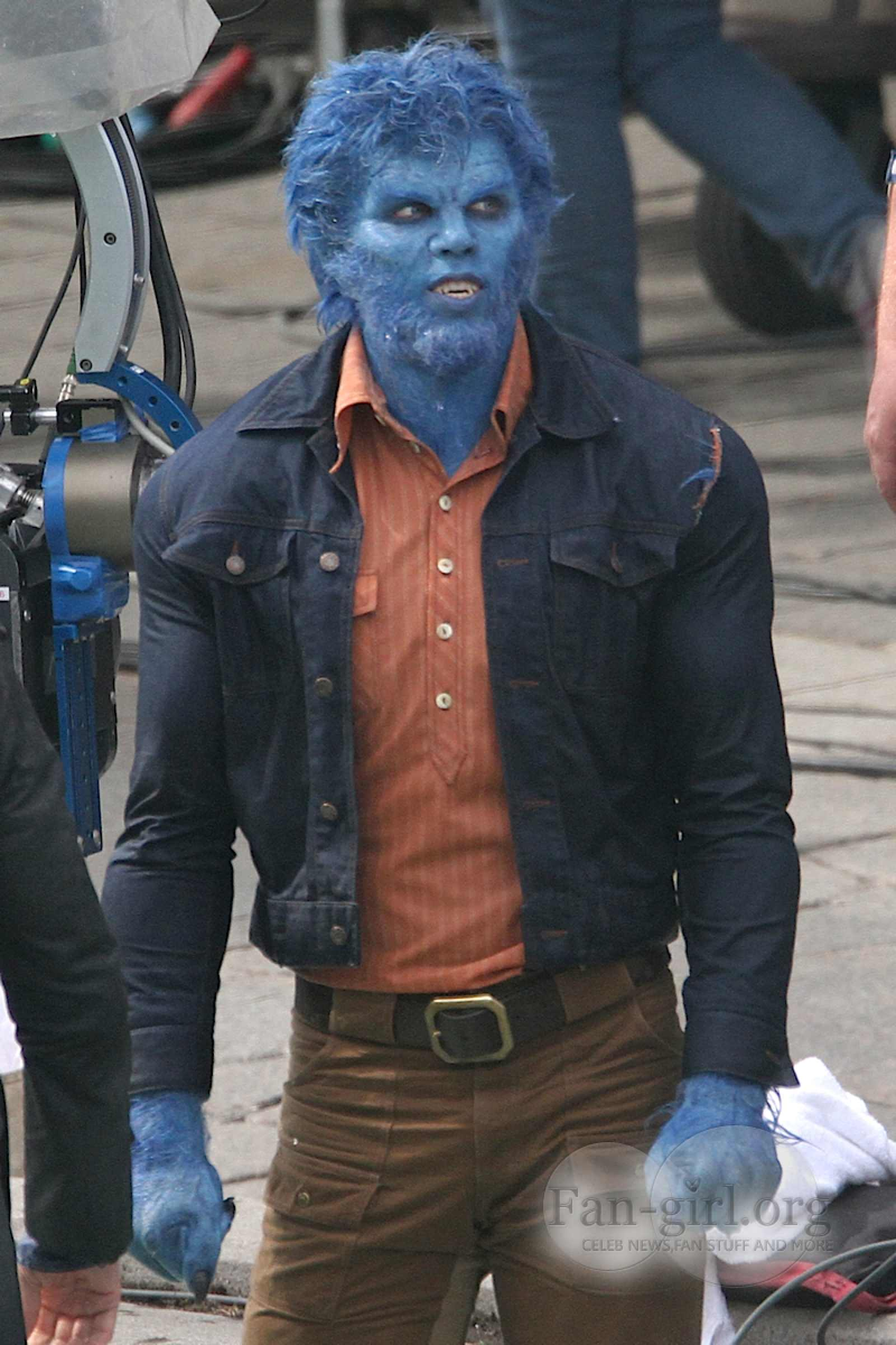 X-MEN: DAYS OF FUTURE PAST: New On-the-Set Images Reveal ...