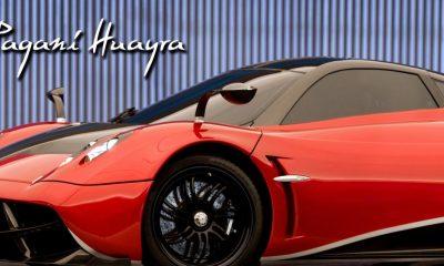 Pagani Huayra, Transformers 4