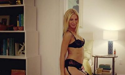 Thanks for Sharing, Paltrow Lingerie