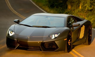 Transformers 4, Lamborghini Aventador