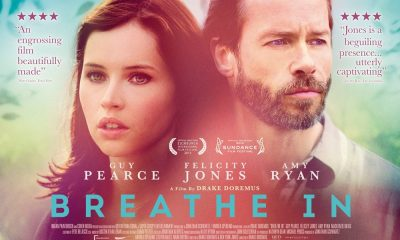 BREATHE IN One Sheet Poster