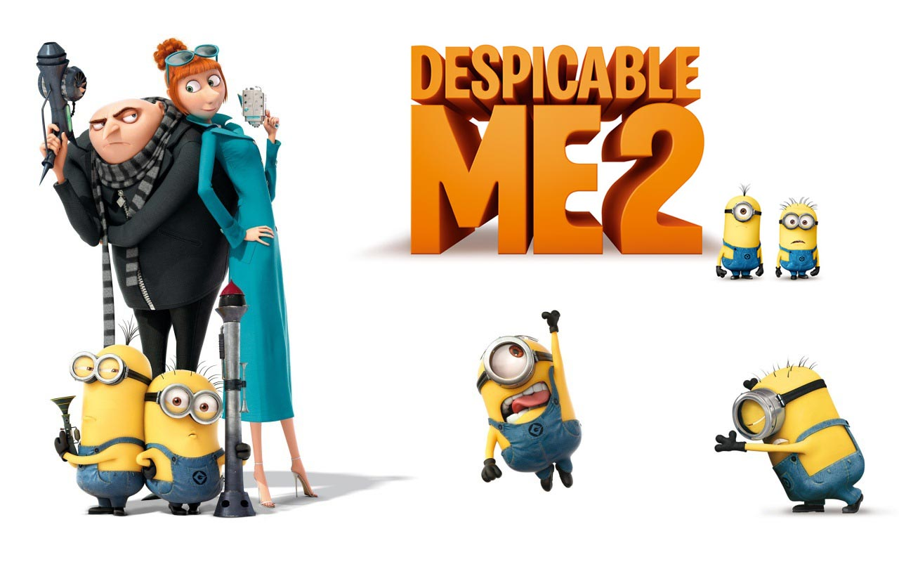Despicable Me  Movie Wallpapers HD Wallpapers