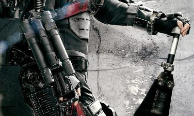 EDGE OF TOMORROW Poster Emily Blunt
