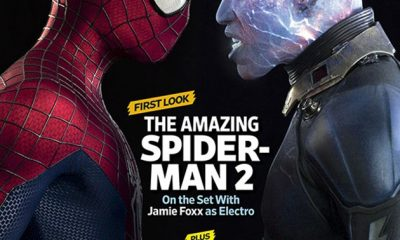 EW THE AMAZING SPIDER-MAN Cover