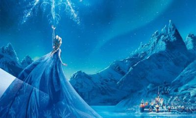 FROZEN International Poster