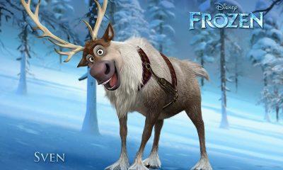 Frozen, Sven