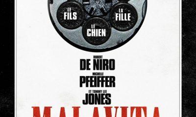 MALAVITA Poster
