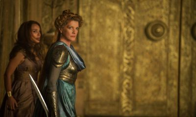 Natalie Portman - Rene-Russo -Thor The Dark World