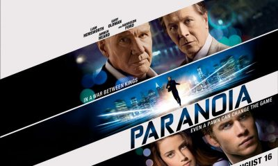 PARANOIA One Sheet