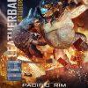 Pacific Rim-Poster-Leatherback