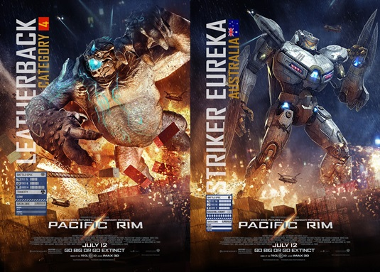Pacific Rim-Posters