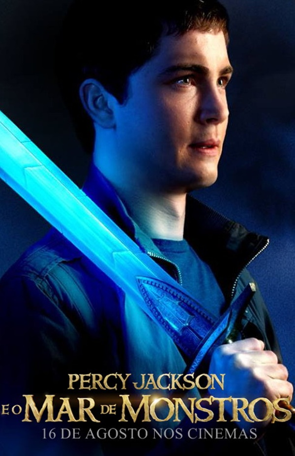 PERCY JACKSON: SEA OF MONSTERS TV Spots, Posters