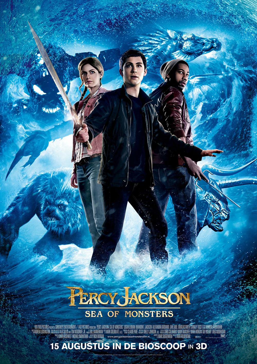 Percy Jackson and the Sea of Monsters Movie