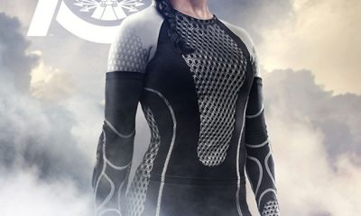 THE HUNGER GAMES CATCHING FIRE Wetsuit Uniform Image 01