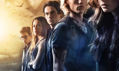 THE MORTAL INSTRUMENTS CITY OF BONES Final Poster