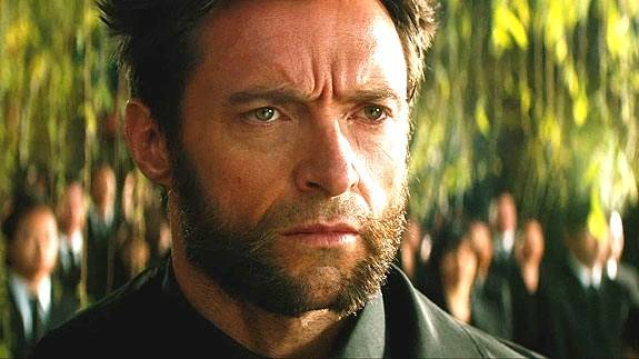 Watch Logan Fights At A Funeral In New The Wolverine Clip