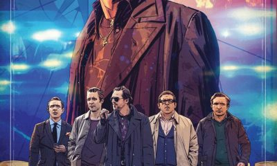 THE WORLD'S END Comic-Con Poster