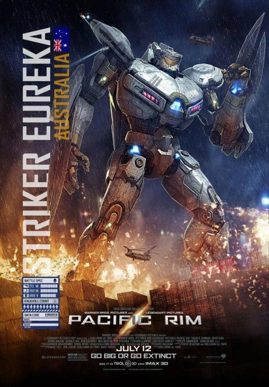 Pacific Rim, Striker Eureka