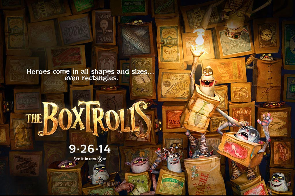 Download The Boxtrolls Online Streaming