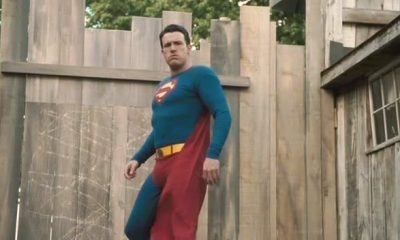 Ben Affleck-Man of Steel 2