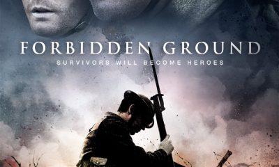 FORBIDDEN GROUND Poster