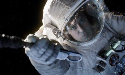 GRAVITY George Clooney Image