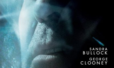 GRAVITY George Clooney Poster