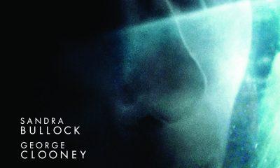 GRAVITY Sandra Bullock Poster
