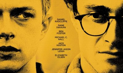 KILL YOUR DARLINGS Poster