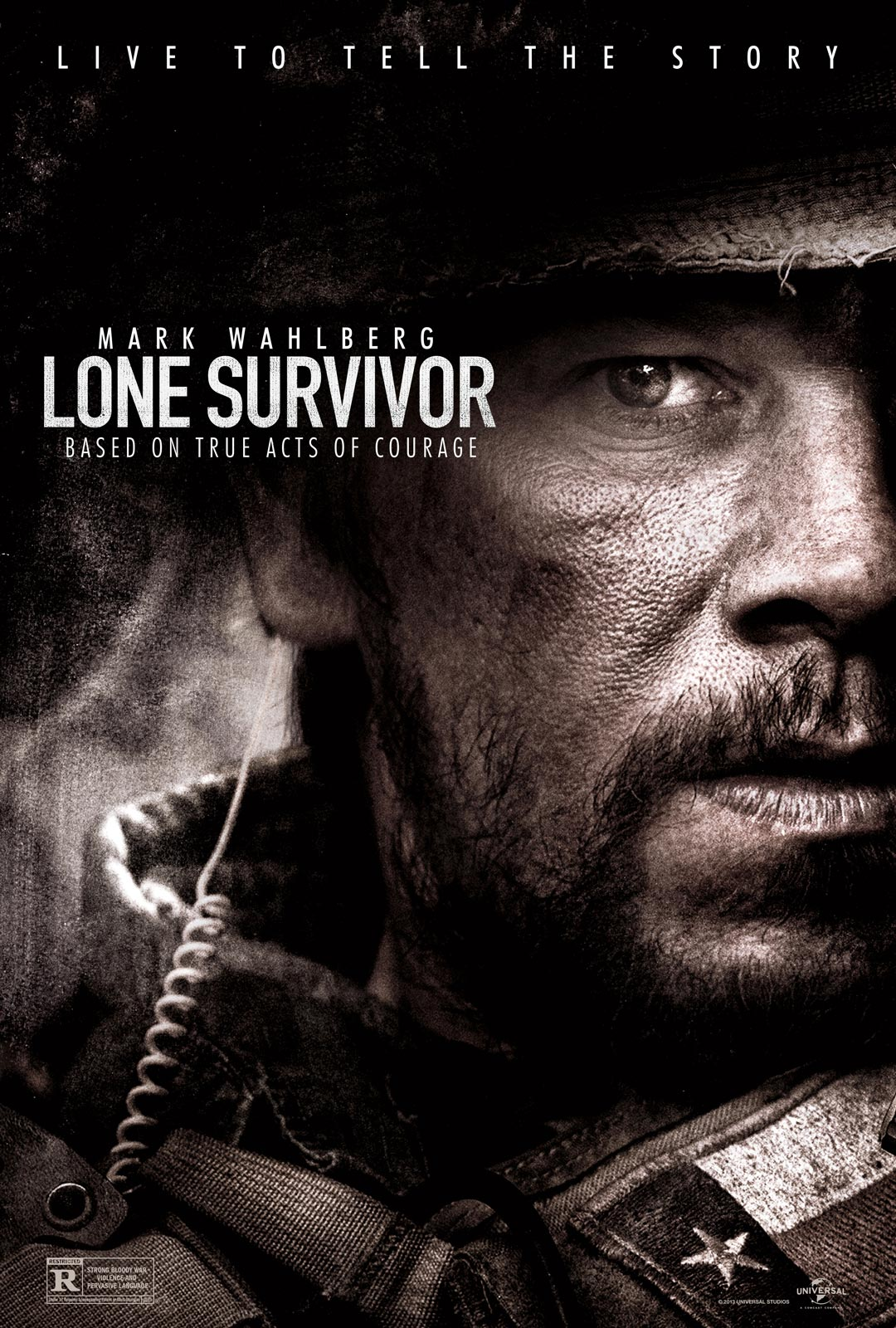 lone survivor Read the incredible tale of marcus luttrell and his fellow navy seals that is the basis for the film.
