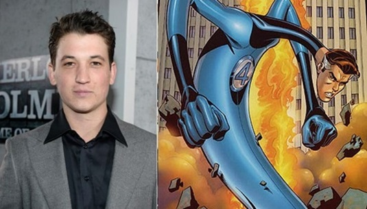 Miles Teller-Mr. Fantastic