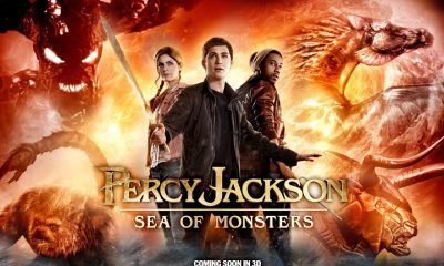PERCY JACSKON SEA OF MONSTERS Wallpaper
